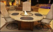 Firetainment Tables for sale    Fire,  Table. Cooking.
