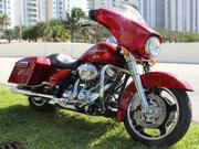 2012 - Harley-Davidson Strret Glide Touring