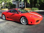 ferrari 360 modena Ferrari 360 STRADALE