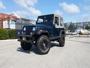 1990 JEEP wrangler Jeep Wrangler Base Sport Utility 2-Door