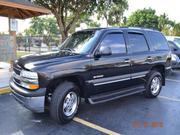 CHEVROLET TAHOE Chevrolet Tahoe LS Sport Utility 4-Door