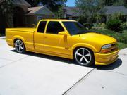 2003 chevrolet Chevrolet S-10 Extended Cab LT