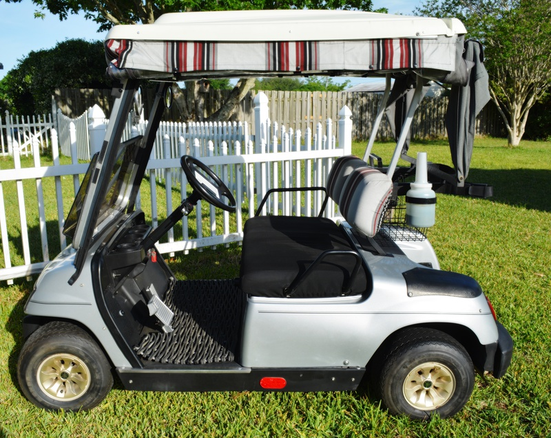 2003 YAMAHA GAS GOLF CART FOR SALE VERY NICE!** - The Villages ... on