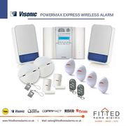 Visonic PowerMax Express Wireless Alarm