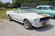 1967 Ford Mustang 10000 miles